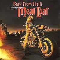 [Meat Loaf Back From Hell! Album Cover]
