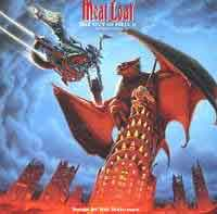 [Meat Loaf Bat Out of Hell II (Back Into Hell) Album Cover]