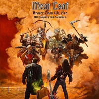 [Meat Loaf Braver Than We Are Album Cover]