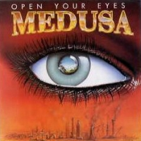 Medusa Open Your Eyes Album Cover