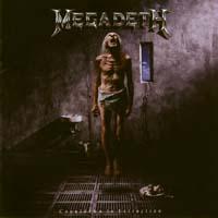 [Megadeth Countdown to Extinction Album Cover]