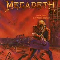 [Megadeth Peace Sells... But Who's Buying Album Cover]