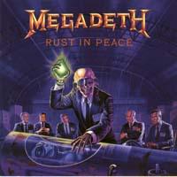 [Megadeth Rust in Peace Album Cover]