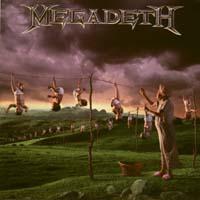[Megadeth Youthanasia Album Cover]