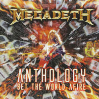 [Megadeth Anthology: Set The World Afire Album Cover]