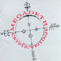 [Megadeth Cryptic Writings  Album Cover]