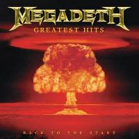 [Megadeth Greatest Hits - Back To The Start Album Cover]