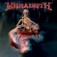 [Megadeth The World Needs A Hero Album Cover]