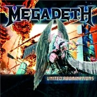 [Megadeth United Abominations Album Cover]