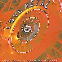 Melodica Lovemetal Album Cover