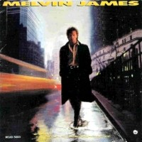 [Melvin James The Passenger Album Cover]