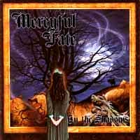 [Mercyful Fate In the Shadows Album Cover]