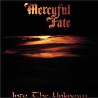 [Mercyful Fate Into the Unknown Album Cover]