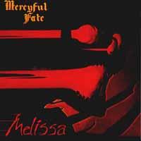 [Mercyful Fate Melissa Album Cover]