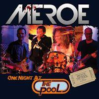 [Meroe One Night At The Pool Album Cover]