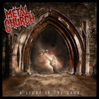 [Metal Church A Light In The Dark Album Cover]