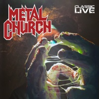 [Metal Church Classic Live Album Cover]