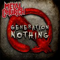 [Metal Church Generation Nothing Album Cover]