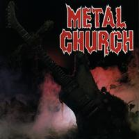 [Metal Church Metal Church Album Cover]