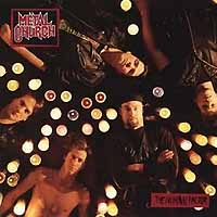 [Metal Church Human Factor Album Cover]