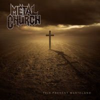 [Metal Church This Present Wasteland Album Cover]