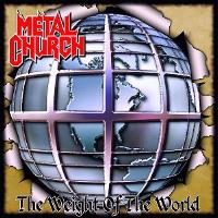 [Metal Church The Weight Of The World Album Cover]