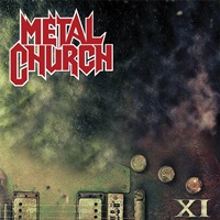 [Metal Church XI  Album Cover]
