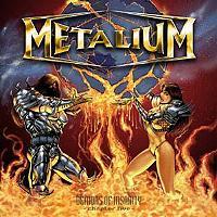 [Metalium Chapter V: Demons Of Insanity Album Cover]