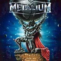 [Metalium Chapter III: Hero Nation Album Cover]