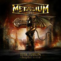 [Metalium Chapter VII: Incubus Album Cover]