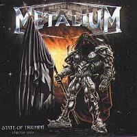 [Metalium Chapter II: State Of Triumph Album Cover]