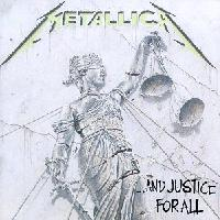 [Metallica ...And Justice For All Album Cover]