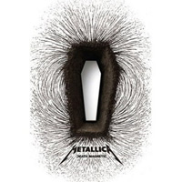 [Metallica Death Magnetic Album Cover]