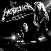 [Metallica Fan Can No. 4 Album Cover]