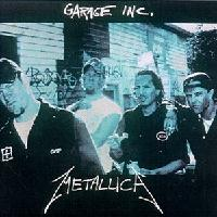 [Metallica Garage Inc. Album Cover]