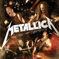 [Metallica Live At Grimey's  Album Cover]