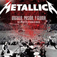 [Metallica Orgullo, Pasión, Y Gloria Album Cover]