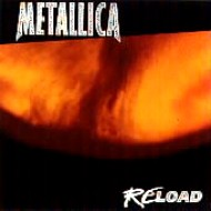 [Metallica ReLoad Album Cover]