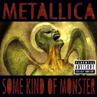 [Metallica Some Kind Of Monster Album Cover]