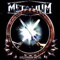 [Metalium Chapter I: Millenium Metal Album Cover]