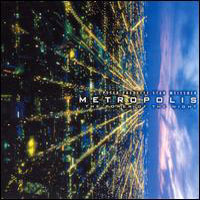 [Metropolis The Power of the Night Album Cover]