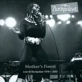 Mother's Finest Live At Rockpalast 1978 2003 Album Cover