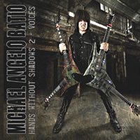 [Michael Angelo Batio Hands Without Shadows 2: Voices Album Cover]