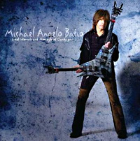 [Michael Angelo Batio Lucid Intervals and Moments of Clarity Part 2 Album Cover]