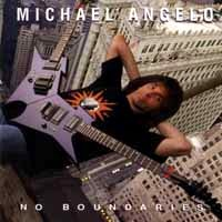 [Michael Angelo Batio No Boundaries Album Cover]