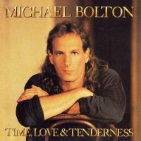 [Michael Bolton Time Love And Tenderness Album Cover]