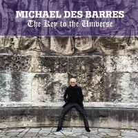 [Michael Des Barres The Key to the Universe Album Cover]