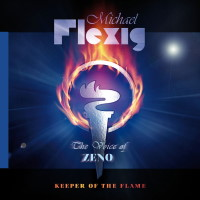 Michael Flexig Keeper of the Flame Album Cover