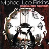 Michael Lee Firkins Blacklight Sonatas Album Cover