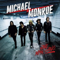 [Michael Monroe One Man Gang Album Cover]